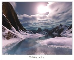 Holiday on ice by sandpiper6