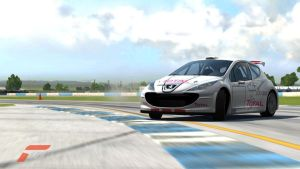 Peugeot 207 Super 2000 by smileybeat