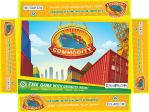Commodity boardgame box by X-Factorism