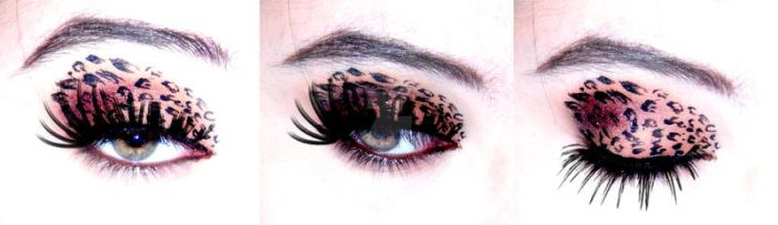 leopard eyes by ynocencia