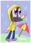 --ENDER RAIN-- by TheDrawingDino123