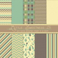 Free Little Sweetness 25 by TeacherYanie