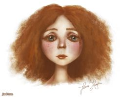 Merida by faedri