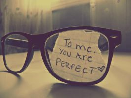 You are perfectt by FollowYoBliss