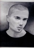 Max George by NatasaTW