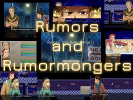 MM: Rumors and Rumormongers - Video Game Edition by ninjanu