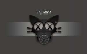 Cat Mask by vivi2cata