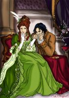 Franz and Elizabeth - Jafean by Blackfiriel