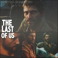 The Last Of Us Joel by MoonGirlEvil