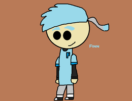 The Second Three - Finn by hershey990