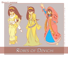 Robes of Devichi by missDevichi