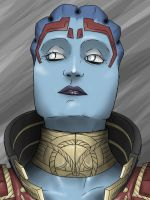 The Justicar by thelivingmachine02