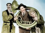 Marx brothers - in color by hopper195