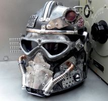 Power Armor Helmet Mk I (2) by Zilochius