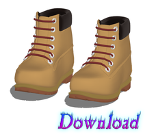 DOWNLOAD: Shoes - Boots Style 2 by BennyBrutt