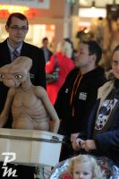 E.T at Movie Buffs two by Peachey-Photos