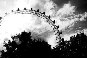 London Eye by lost-in-the-attic