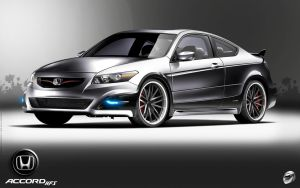 Honda Accord-HFS by HATTR1CK