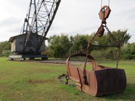 1920 Page Dragline by RonTheTurtleman