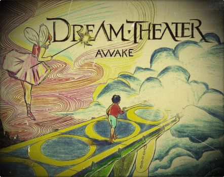 Dream Theater Awake poster by WillyRead