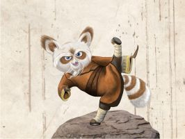 Master Shifu by TheArtsyAardvark
