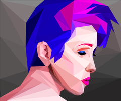 Low Poly Art by Bawzon