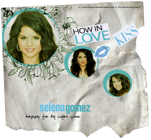 Selena Gomez layout. by Unfortunate-Selle