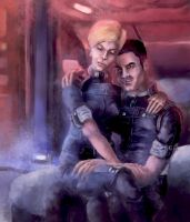 Reila Shepard x Kaidan cover - request by jocker909