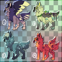 Elemental Adopts // CLOSED! by NotAdopts