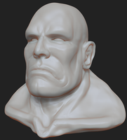 Speed Sculpt 01 by GaryStorkamp