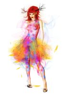Pixie Dust 2 Pin-Up 2013 by seanearley