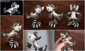 Kiki 3D print (for sale!) by Henrieke