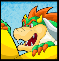 Bowser. by Virus-20