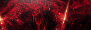 Demons souls - Dragon god sig by TheAceOverlord