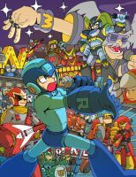 ROCKMAN TRIBUTE by jinguj