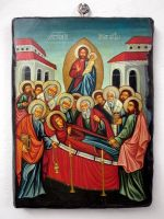 The Dormition of Mary by GalleryZograf