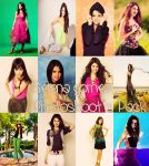 Selena Gomez Photoshoot Pack by JavithaEditions