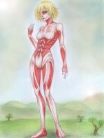 Female Titan by Mari945