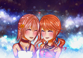 this is our hello and goodbye by HeartlessKairi