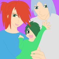 James Joey and Rose by JouYasha