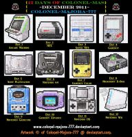 12 Days of Colonel-Mas 2011 Collection by Colonel-Majora-777