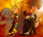 Shimon + Vongola by Cezaria