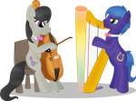 Music in Our Hearts by RicePoison