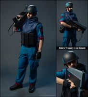 Cobra Trooper Cosplay (G.I. Joe: Renegades) by Pasiphilo