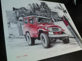 Costa Rica Land Cruiser by starr2099