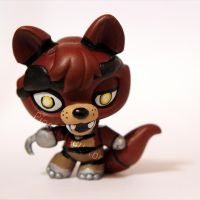Foxy from FNAF LPS custom by pia-chu