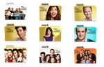 How I Met Your Mother Tv Show Folder Icons by alican53