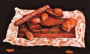 Chocolate by dh6art