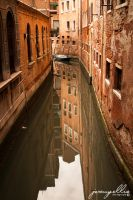 Reflection in Venice by J525