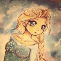 :: Elsa :: - preview by oliko
